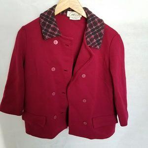 1960s Capriel, Made in Belgium, 100% Wool, Blazer